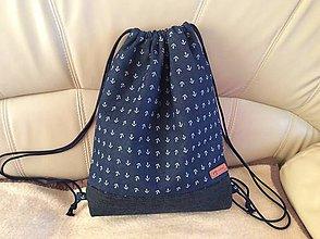 Batohy - riflový batoh (kotvičky) - 9103874_