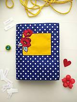 Papiernictvo - Karisblok A5 bodkovaný - 9103501_