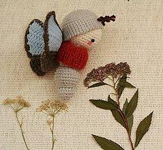 Hračky - Motýlik Laly - 9103649_