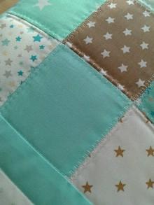 Úžitkový textil - Vankúšiky *mint* - 9104550_