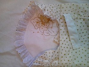 """Textil - Obliečka na detskú perinku ,"""" Zlatý medvedík """" - na objednávku - 9108836_"""