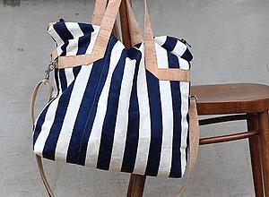 Veľké tašky - Ležérna veľká taška - 9109886_