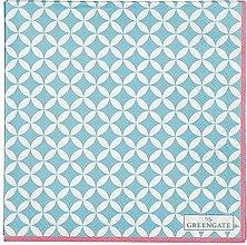 Papier - Servítka  G 35-Mal blue large - 9109199_