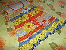 Detské oblečenie - Tunika letná pre deti - 9110897_