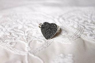 Prstene - Mesačná krajina v srdci - 9111271_