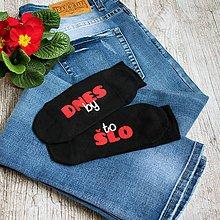 Obuv - Ponožky
