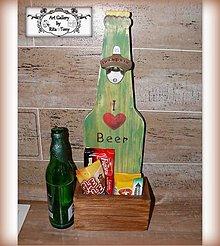 Pomôcky - Otvárak na fľaše-zásobník