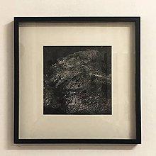 Obrazy - Obraz Abstract - Sonografia malého votrelca - 9107650_