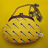 Vtáčiková kabelka Miňonka - Lastovička