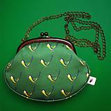 Vtáčiková kabelka Miňonka - Sýkorka