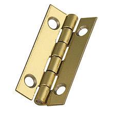 Komponenty - Pánty, zlatý 30x15 mm – 16 ks - 9113751_