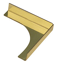 Komponenty - Dekoračný rožtek, zlatý – 16 ks - 9113766_