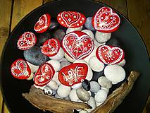 Dekorácie - Srdiečko z lásky :-) - 9114164_