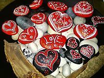 Dekorácie - Srdiečko z lásky :-) - 9114167_