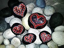 Dekorácie - Srdiečko z lásky :-) - 9114168_
