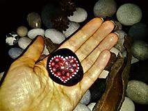 Dekorácie - Srdiečko z lásky :-) - 9114171_