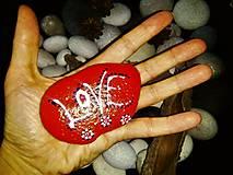 Dekorácie - Srdiečko z lásky :-) - 9114174_