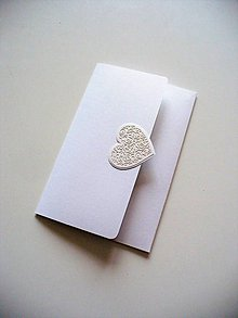 Papiernictvo - perleťová obálka - 9114414_