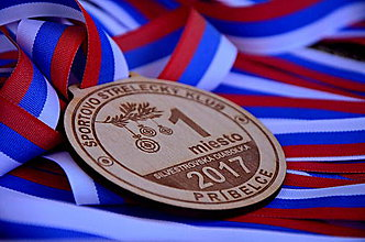 Kurzy - Drevené medaile - 9115620_