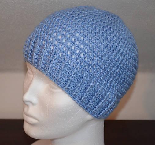 b14f81282 Háčkovaná čiapka / Kacenkahandmade - SAShE.sk - Handmade Detské čiapky