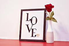 Obrazy - Love - 9115640_