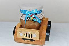 - Detské pokušenie - medík pre Vaše deti (motorka 380 g) - 9115546_