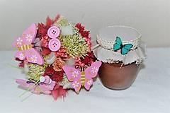 Detské pokušenie - medík pre Vaše deti (motýlik 380 g)