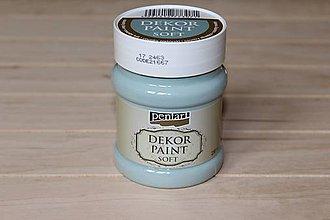 Farby-laky - Decor Paint Soft 230ml-country modrá - 9113236_