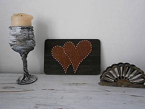 Obrázky - Srdiečka dve z lásky... - 9111858_