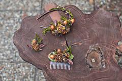 Ozdoby do vlasov - Glamour set