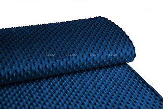 Textil - Minky Navy - 9115492_
