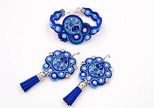 Sady šperkov - Mediterranean sea (Modrá) - 9114103_