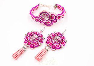 Sady šperkov - Mediterranean sea (Ružová) - 9114112_