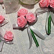 Pierka - Veľké svadobné pierka Unique - Simple - 9115544_