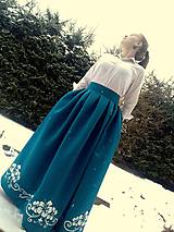 Plesová sukňa