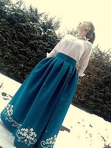 Sukne - Plesová sukňa - 9114326_