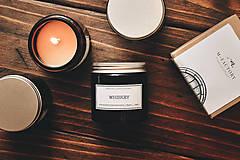 Svietidlá a sviečky - Amber - Whiskey - 9117400_
