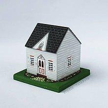 Detské doplnky - Miniatúrne domčeky na želanie - 9117647_