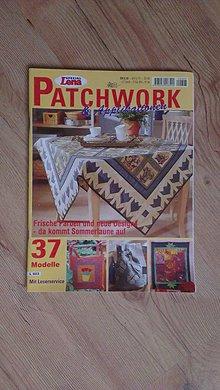Návody a literatúra - Časopis. Patchwork - časopisy. - 9117706_