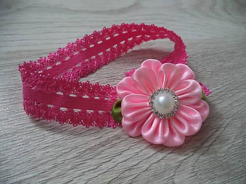 Elastická čelenka   lujamalu - SAShE.sk - Handmade Ozdoby do vlasov df1e5509cf