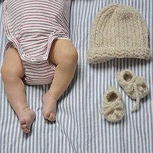 Detské súpravy - Bábätko sa narodilo...svetlobéžový set - 9117657_