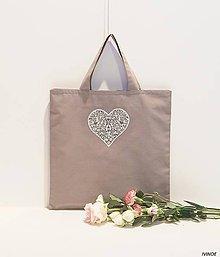 Nákupné tašky - Nákupná taška - malá 30 x 30 cm - 9117732_
