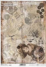 Papier - Ryžový papier  ITD 1320 - 9118118_