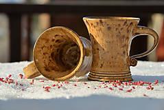 Duo cappuccino (Ø 6 x 7 cm , 50 ml)
