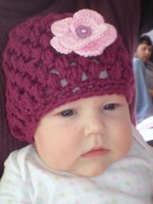 Detské čiapky - Jesenná bublinka - 1303519_