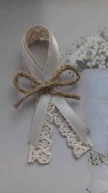 Pierka - svadobné pierko natur bežové - 9121075_