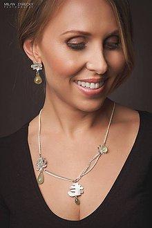 Sady šperkov - SOUPRAVA GALAXY S AKVAMARÍNY - 9123030_