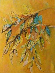Obrazy - Obraz, maľba na sololite - 9120100_
