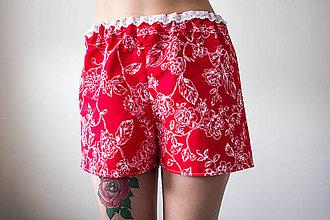 Pyžamy a župany - Folk šortky II. - 9120964_