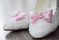 - Svadobné balerínky